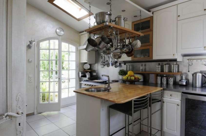 Le case di campagna più belle - Cucina bianca | Belle, Country ...