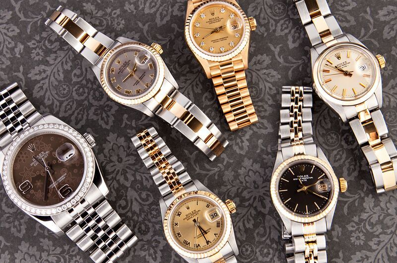 """ROLEX DATEJUST COLLECTION""的图片搜索结果"