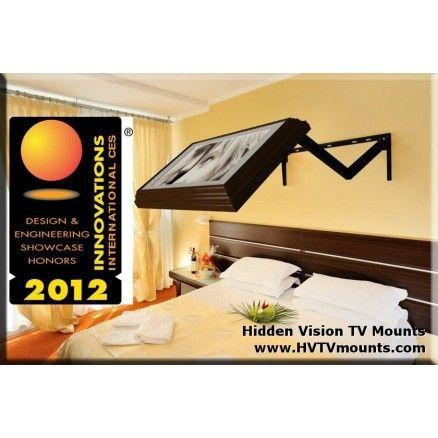 bad ass. Hidden TV mount lift   Amazing things   Pinterest   Hidden ...