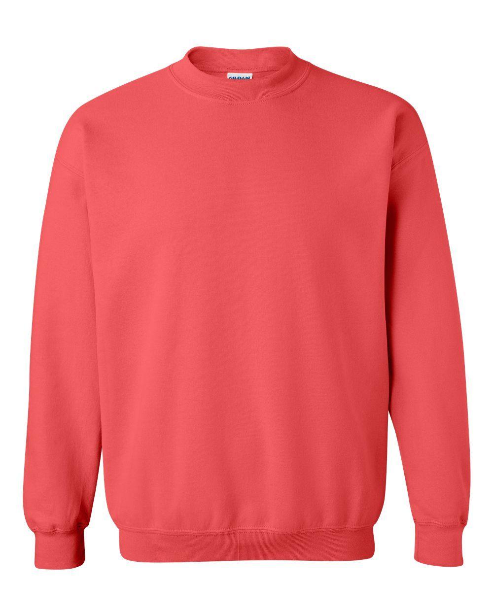 Gildan Heavy Blend Crewneck Sweatshirt 18000 In 2021 Crew Neck Sweatshirt Sweatshirts Sweater Outfits Men [ 1250 x 1000 Pixel ]