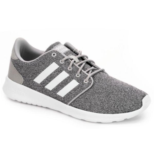 Adidas Womens Qt Racer Sneaker Grey | Adidas sneakers