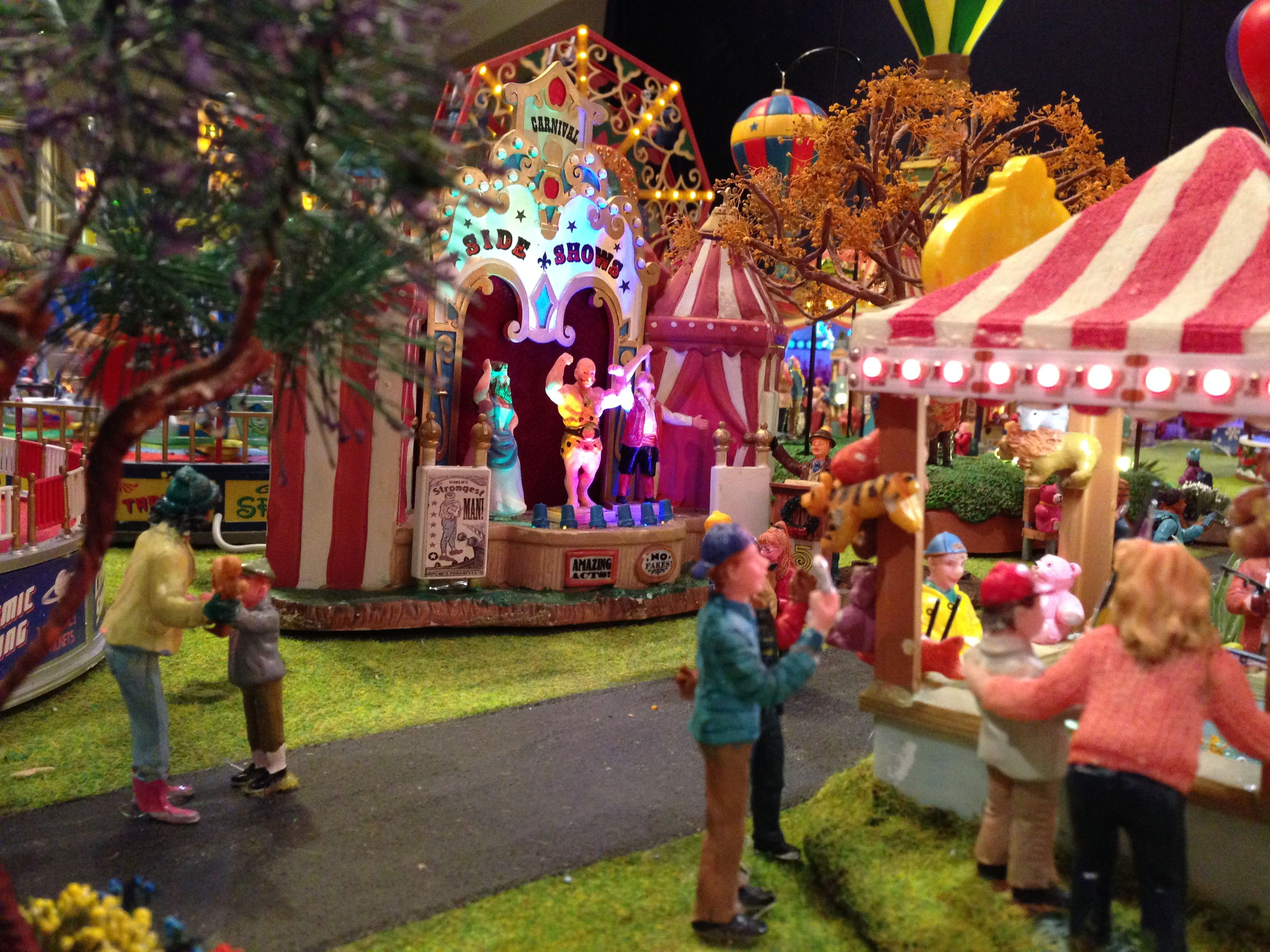 Pin by Valerie Arnold on Fairies   Christmas village ...