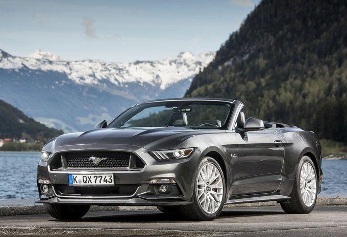 Ford Mustang Cabrio 5 0i V8 Gt