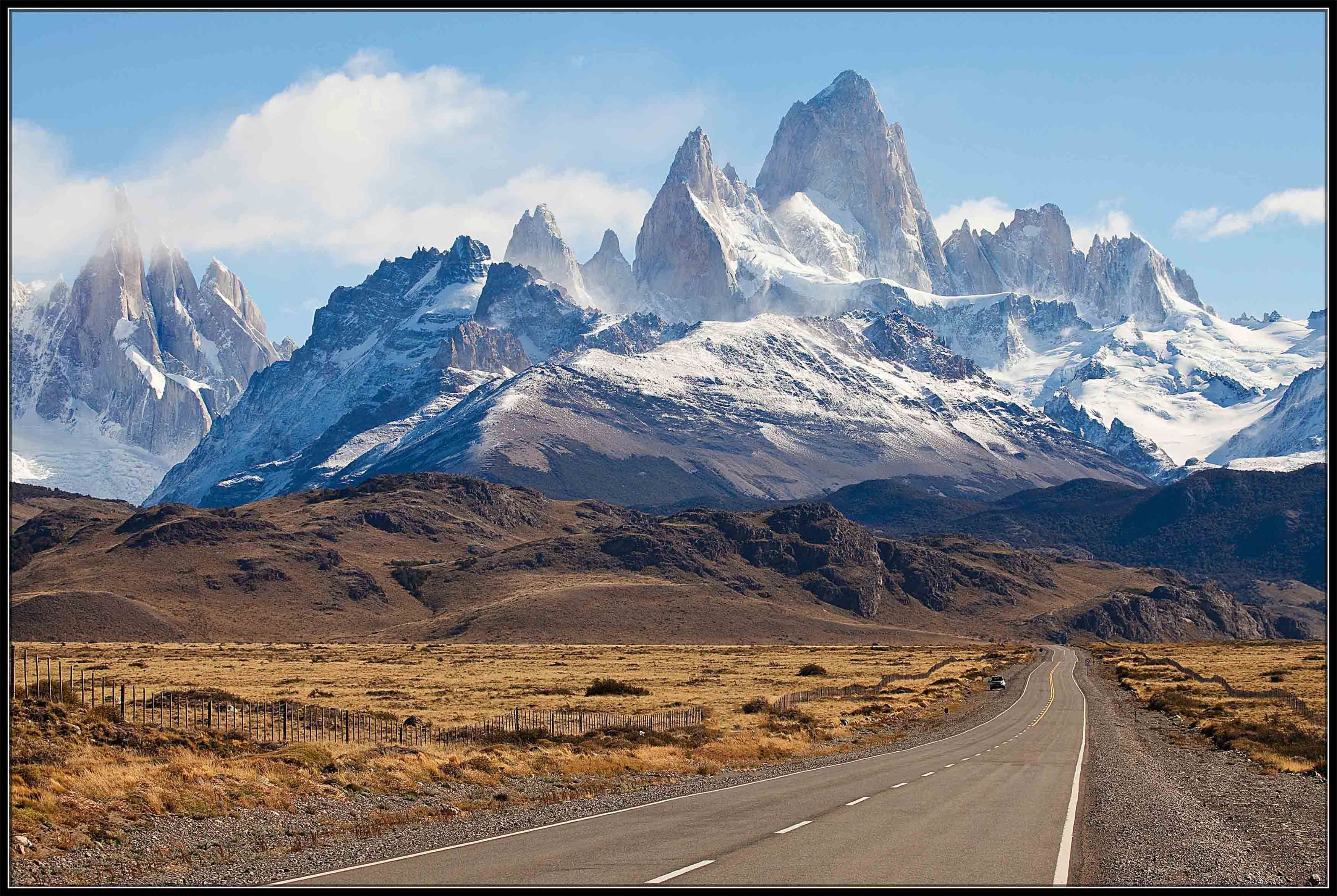 Patagonia (subdivisions, place to live, beaches) – World