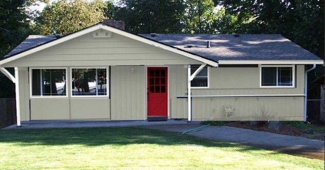 Change A Home S Appearance With The Paint Scheme