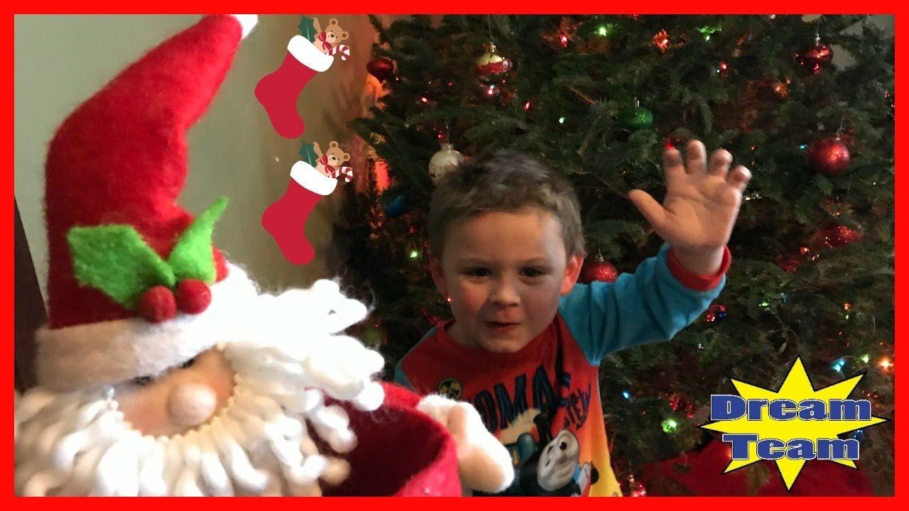 Bad Baby Santa Claus Attacks Funny Santa Claus Santa Funny Santa Claus