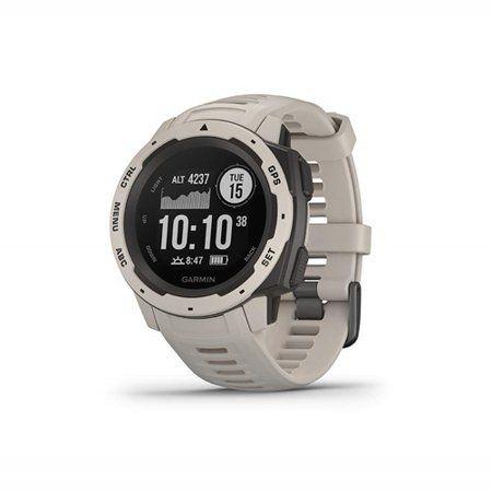 Garmin Instinct - Rugged GPS Watch, White in 2019   Products