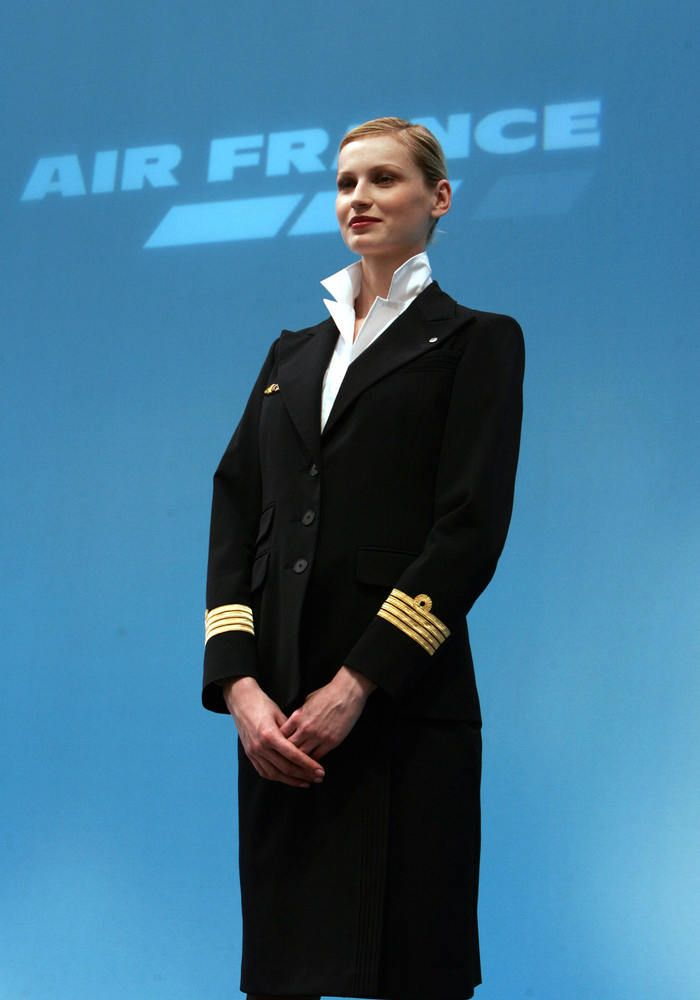 Flight Attendant Uniforms Vivienne Westwood, Porter, Christian - air france flight attendant sample resume