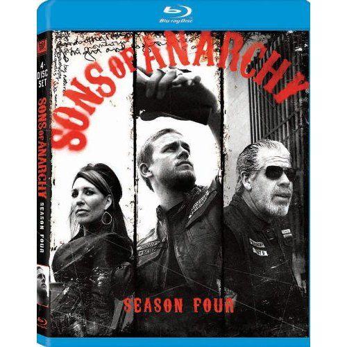 Sons of Anarchy: Season Four [Blu-ray]: Charlie Hunnam ...