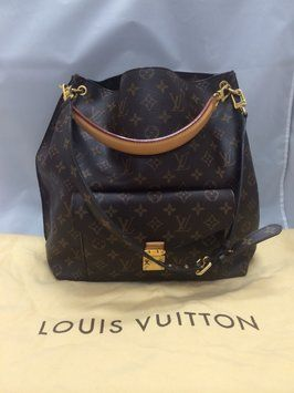 c94d74c39ae6 Bag · Louis Vuitton Metis Monogram Shoulder ...
