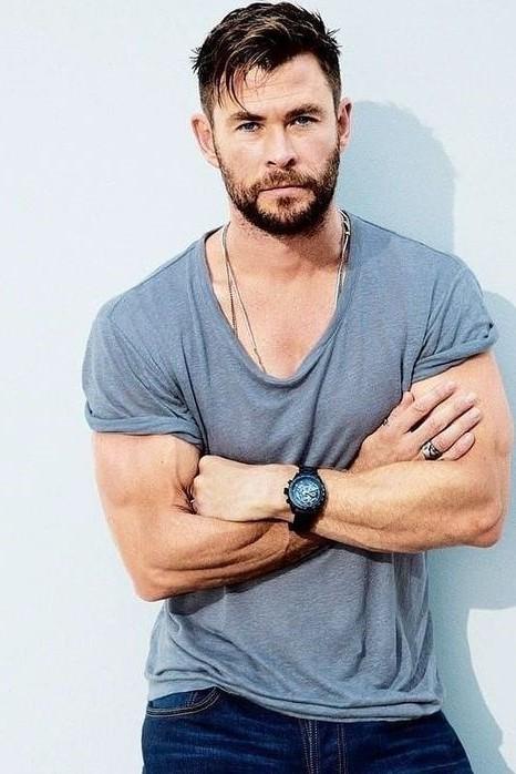 Chris Hemsworth Haircut Chris Hemsworth Shirtless Chris Hemsworth Hair Hemsworth