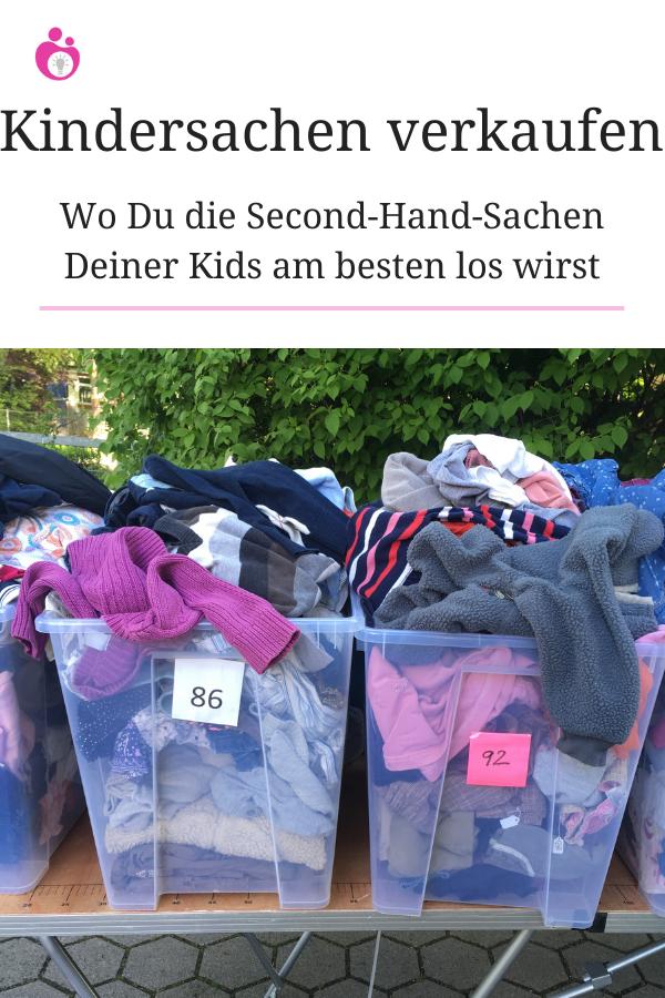 Kinderklamotten Verkaufen