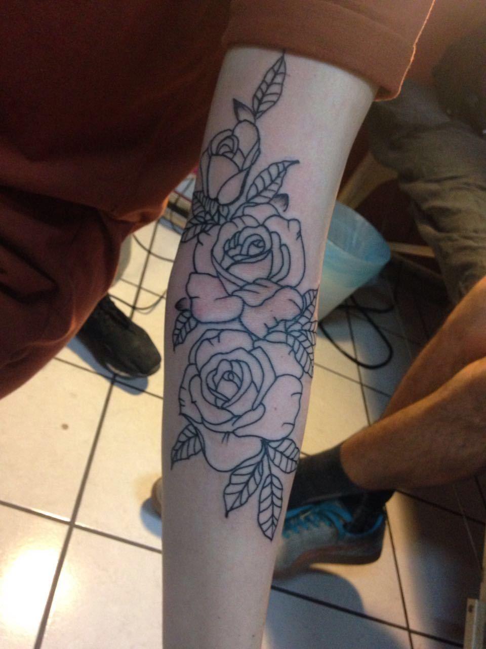 im so happy Tattoos, Flower tattoo, Tatting