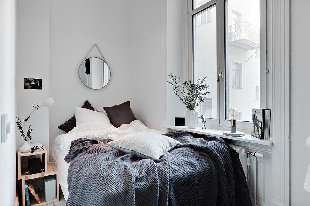 Indeling Kleine Slaapkamer : Klein appartement met een bijzondere indeling slaapkamer