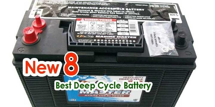 8 Best Deep Cycle Battery in 2020 Reviews and Top Picks