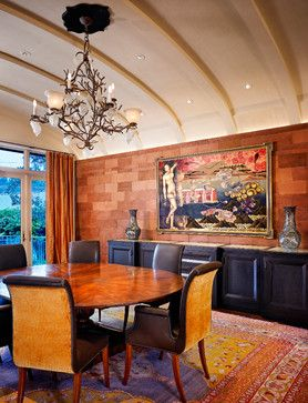 Hill Country Modern - traditional - dining room - austin - by Shiflet Group Architects