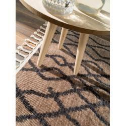 Photo of benuta Berber carpet Bahar beige / gray 160×220 cm benuta