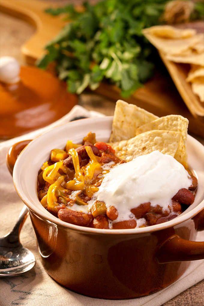 Paula Deen's Taco Soup Recipe