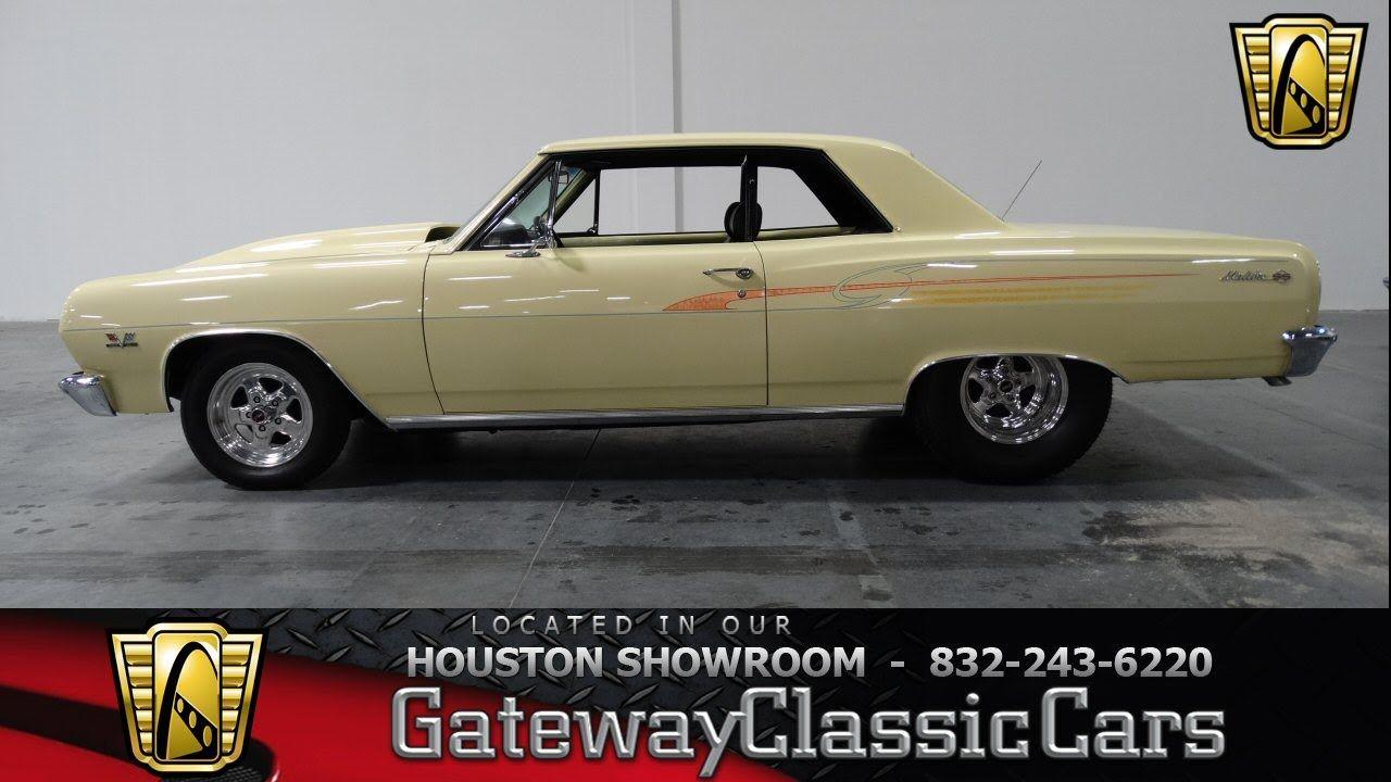 1965 Chevrolet Malibu SS Houston Texas | Classic Cars | Pinterest ...