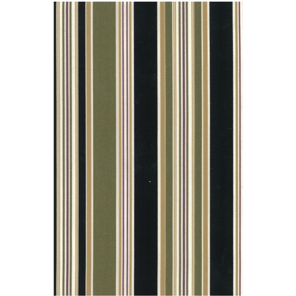 Blazing Needles 45 Inch Indoor Outdoor Bench Cushion Freeport Stripe