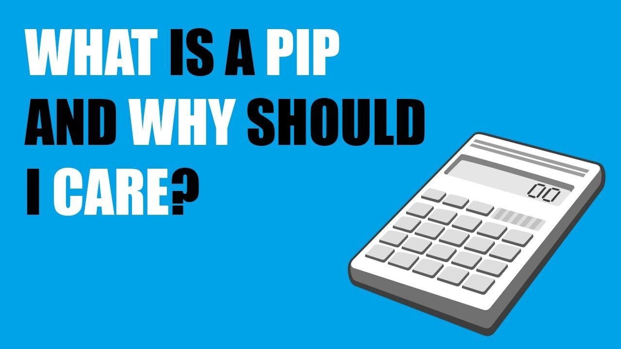 Do You Know What Is A Pip And How To Calculate Pip Value ...