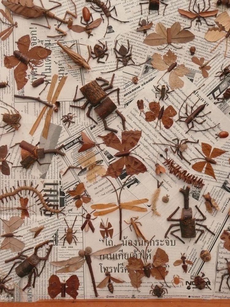 nature craft: bugs, bugs, bugs ... http://www6.nsk.ne.jp/~higekita/image/P1040350.JPG