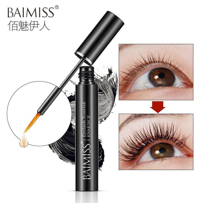 a55f2e05e55 BAIMISS Eyelash Growth Serum (6ml) Makeup Eyelash Growth & Eyebrow Treatments  Liquid Serum Enhancer Eye Lash Longer Thicker