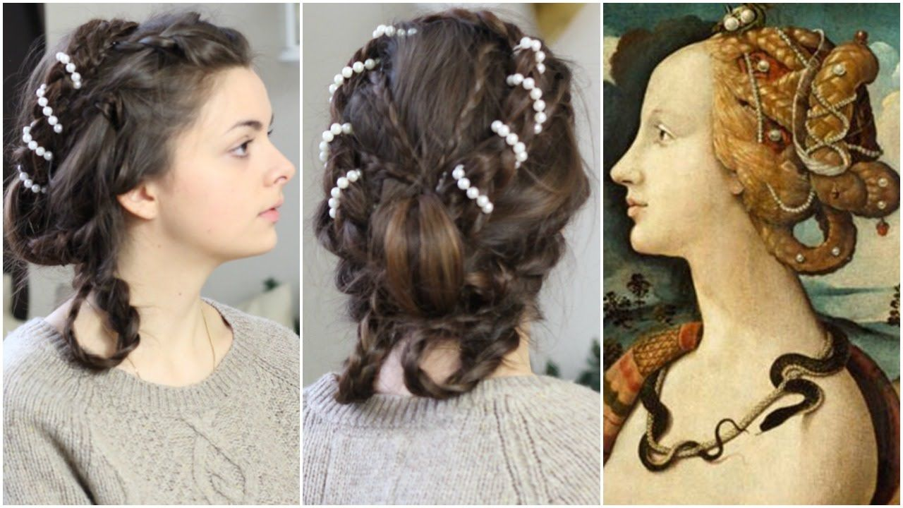 simonetta vespucci - tutorial | beauty beacons - youtube