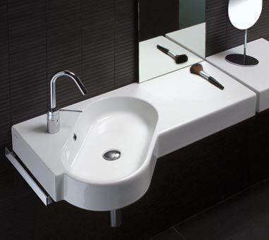 hatria area wash basin bath pinterest guest toilet