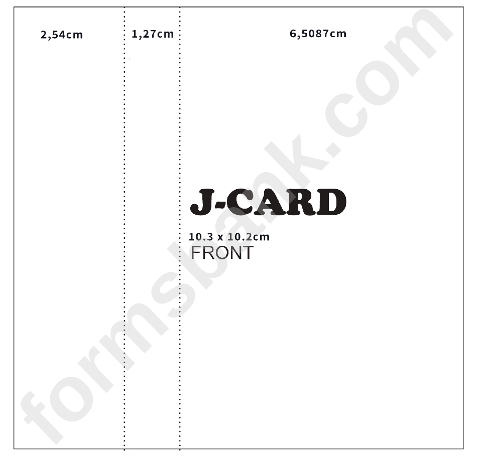 Cassette Jcard Template Front Printable Pdf Download With Cassette J Card Template 10 Professional Templates Ideas 1 Card Template Word Template Templates
