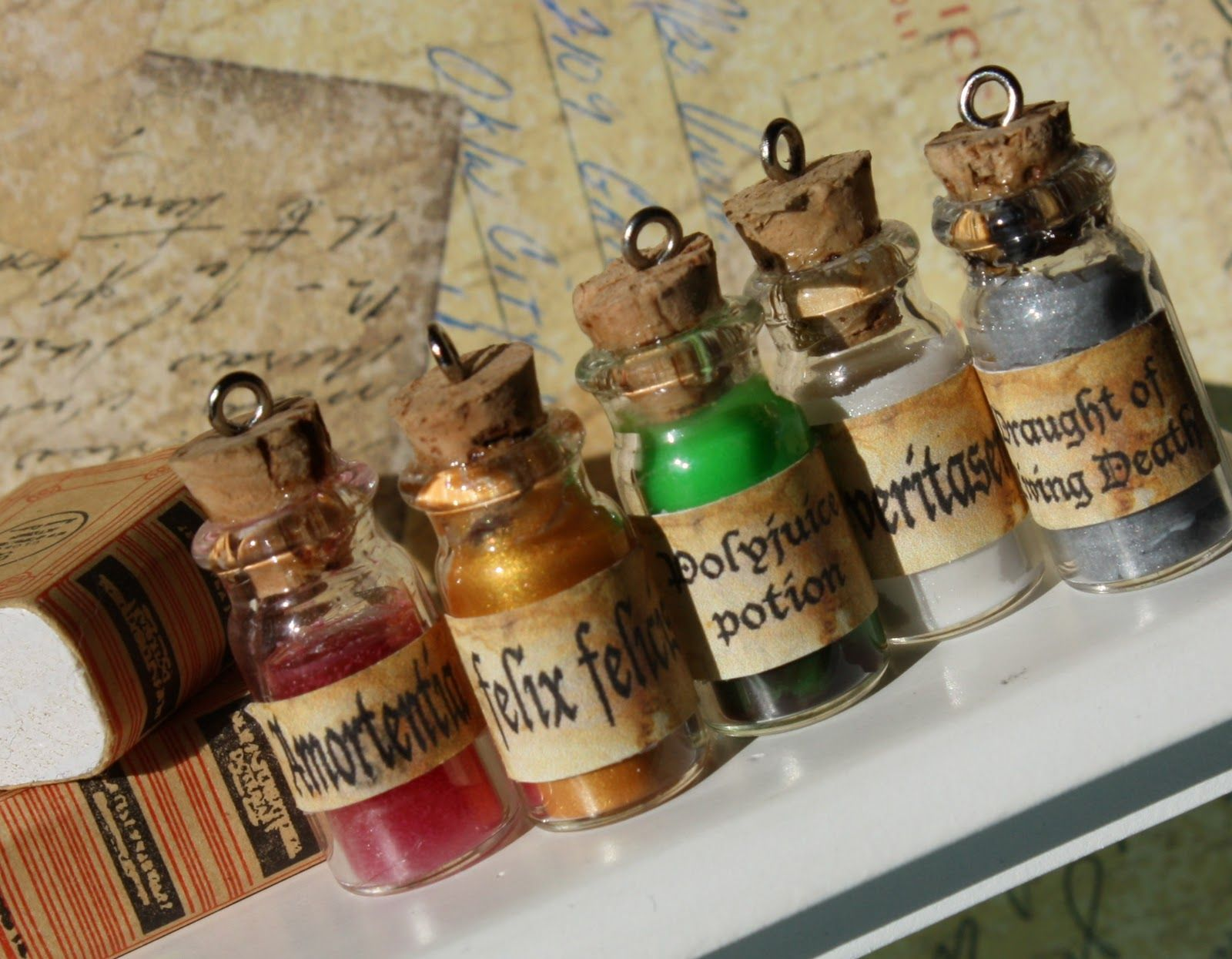 harry potter potions | Parties & Holidays | Pinterest