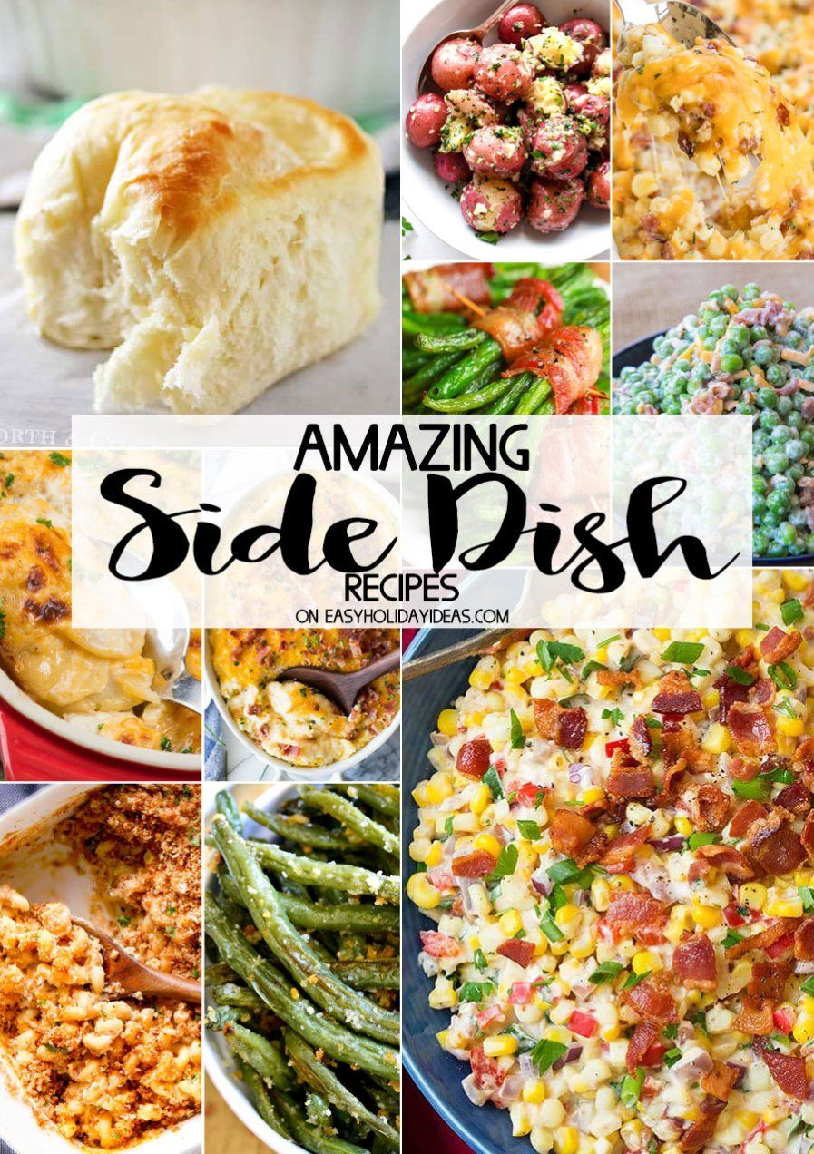 Christmas Side Dishes Pinterest.Amazing Side Dish Recipes Best Christmas Dinner Recipes