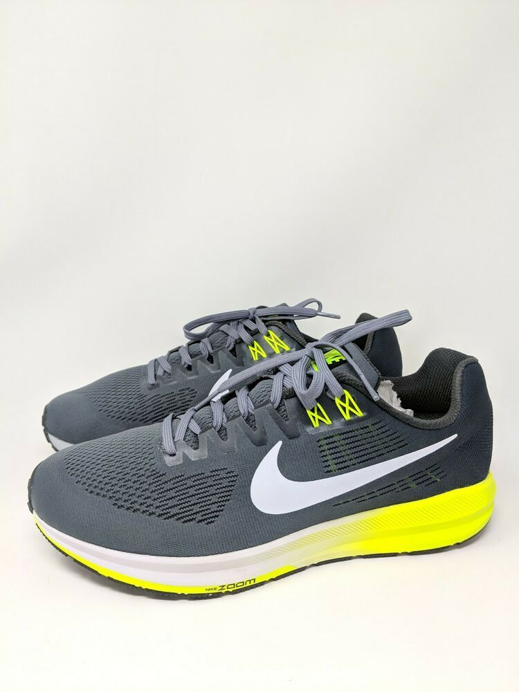 Nike Men S Air Zoom Structure 21 Size 10 5 Running Shoes Nike Runningshoes Nike Mens Nike Air Running Shoes