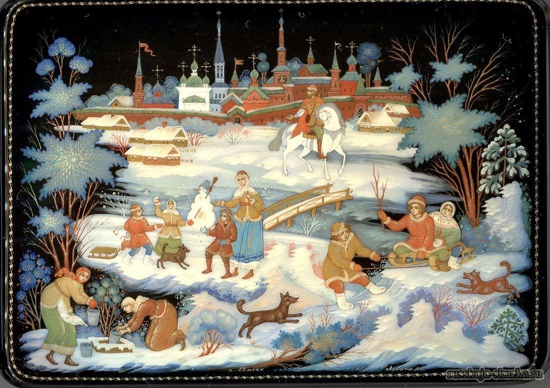 Новогодние картинки миниатюры