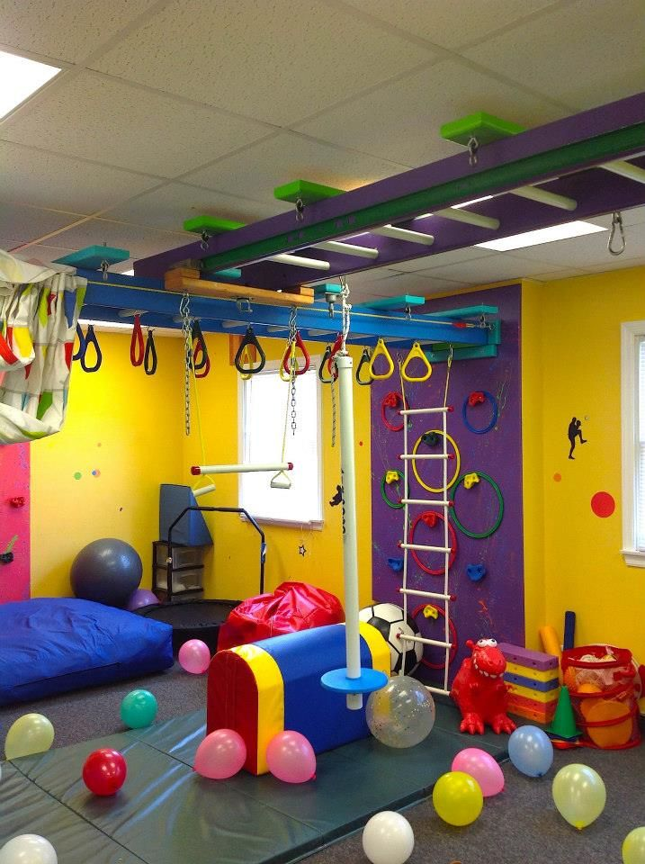 Sensory Integration Room Design: Our Sensory Gyms Are Perfect For A Fun-filled Birthday