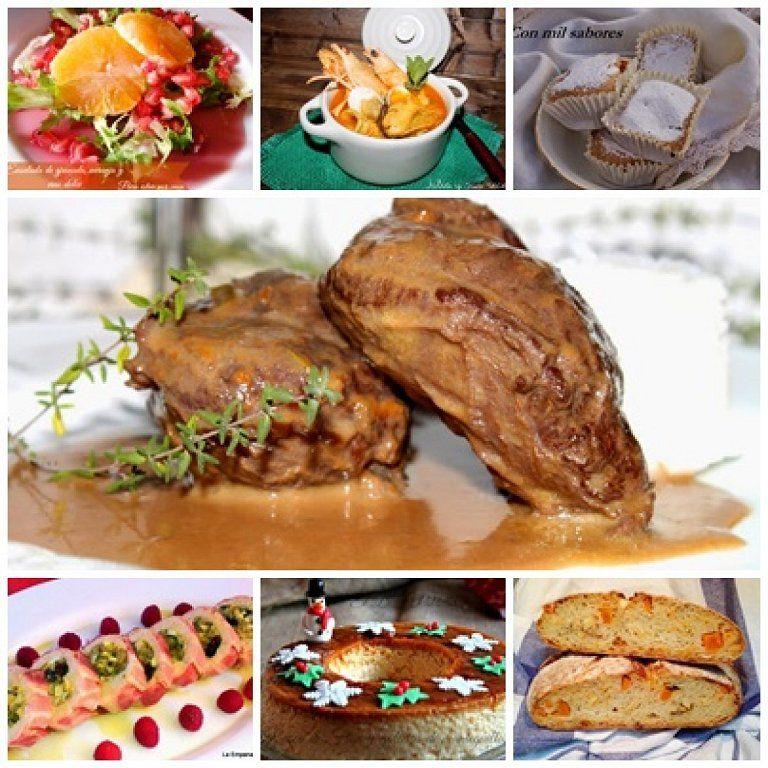 Cocina Para Navidad Recetas | Un Menu Completo Para La Comida Del Dia De Navidad Comida De