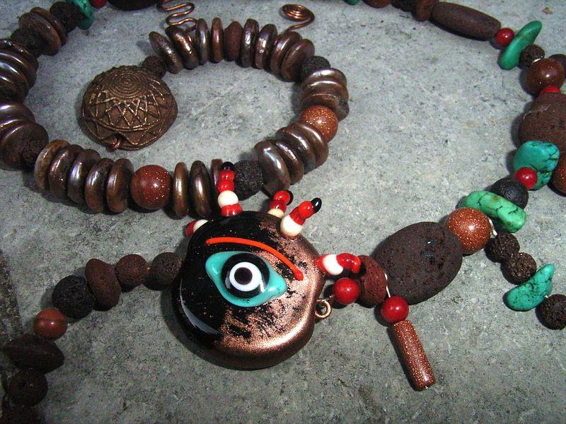 Medusa von Phabulon auf DaWanda.com