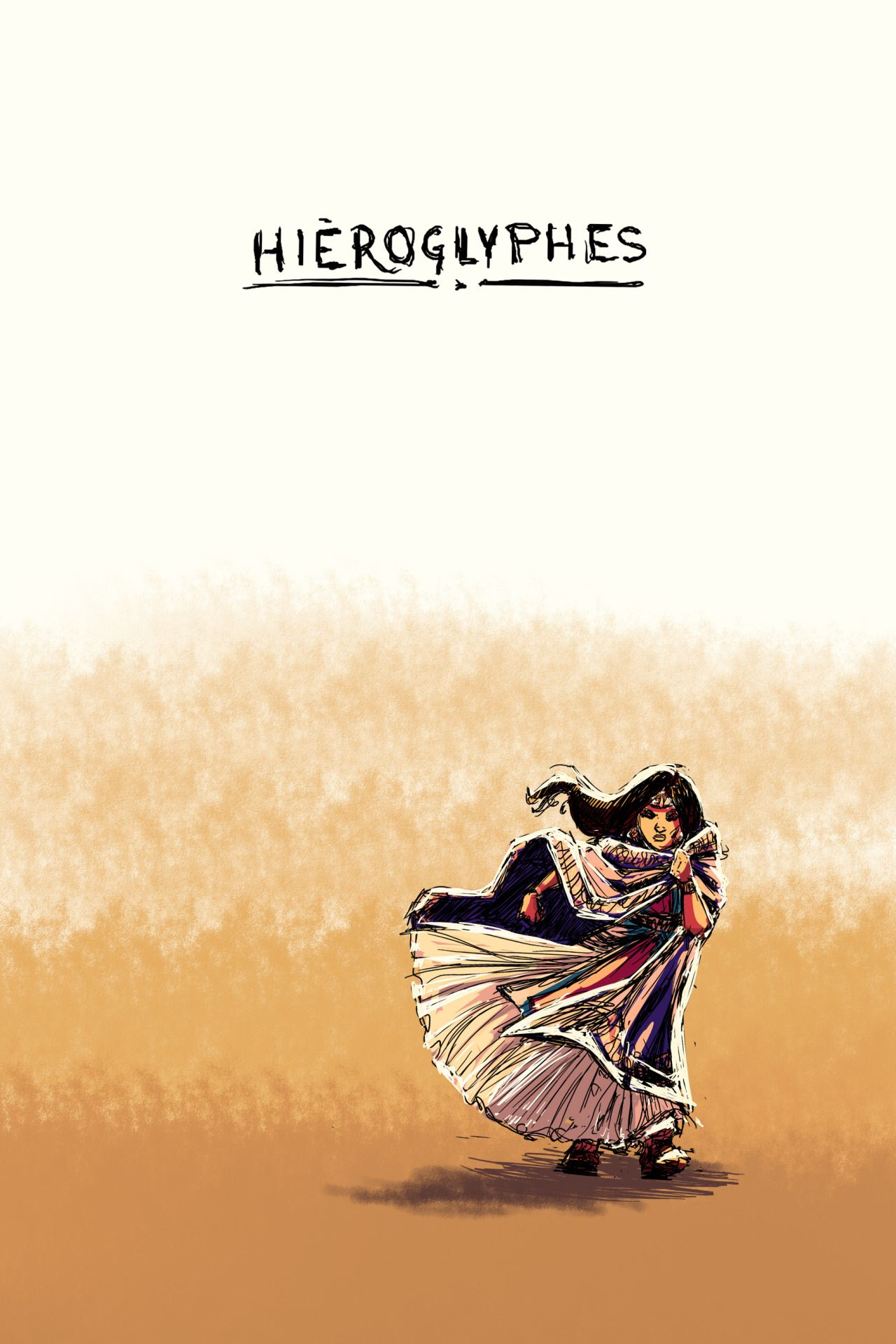 Tonight Im posting all my Hieroglyphs art Here are three cover sketches The publisher picked so