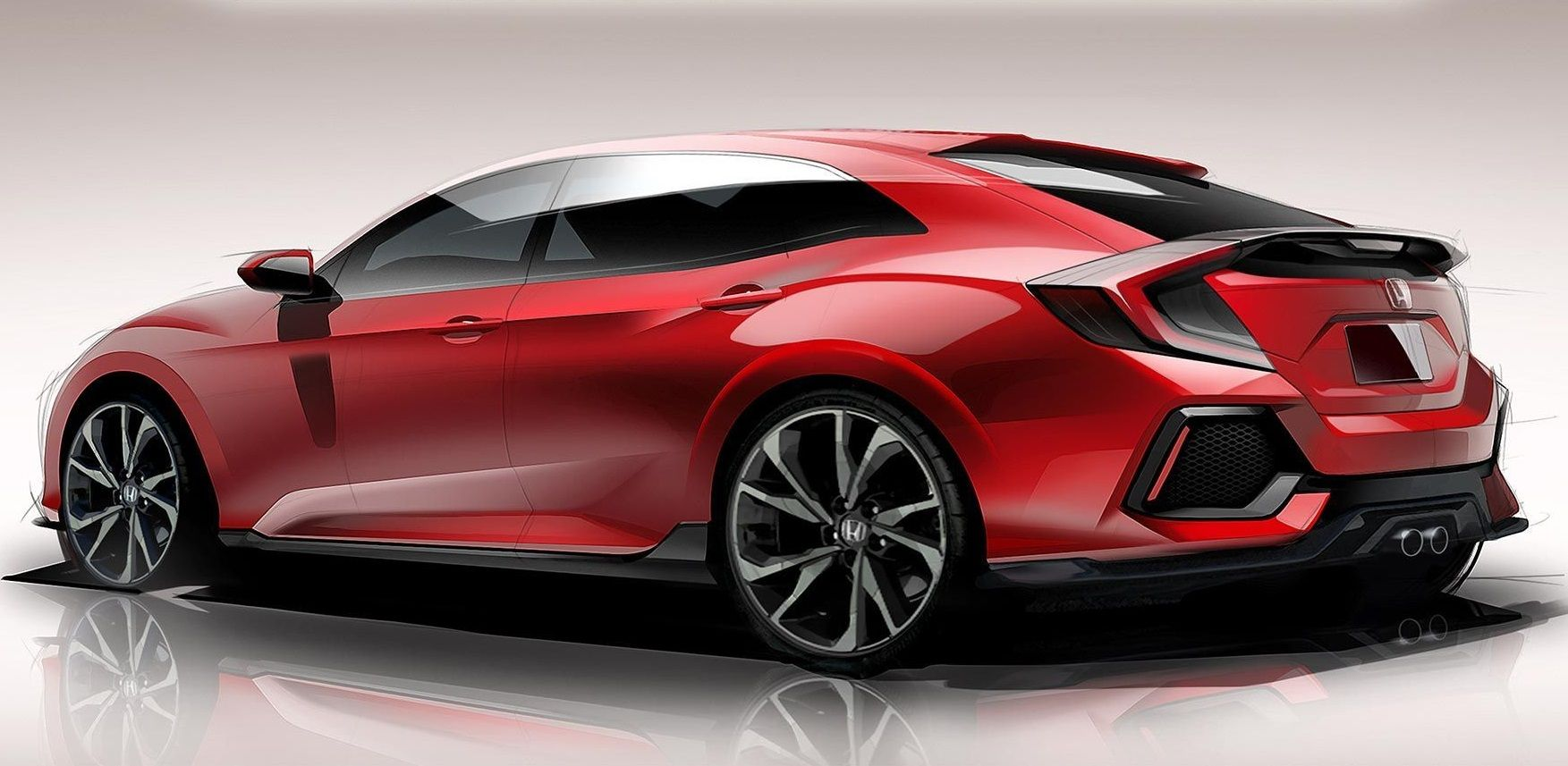 Pin by Fabio Watanabe on Car sketches in 2020 Civic