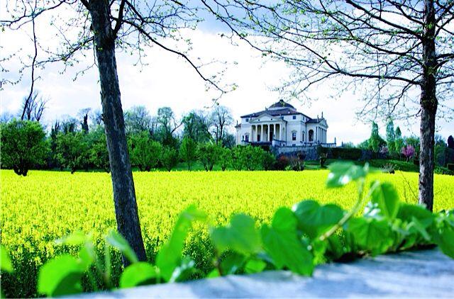 Villa La Rotonda....Palladio