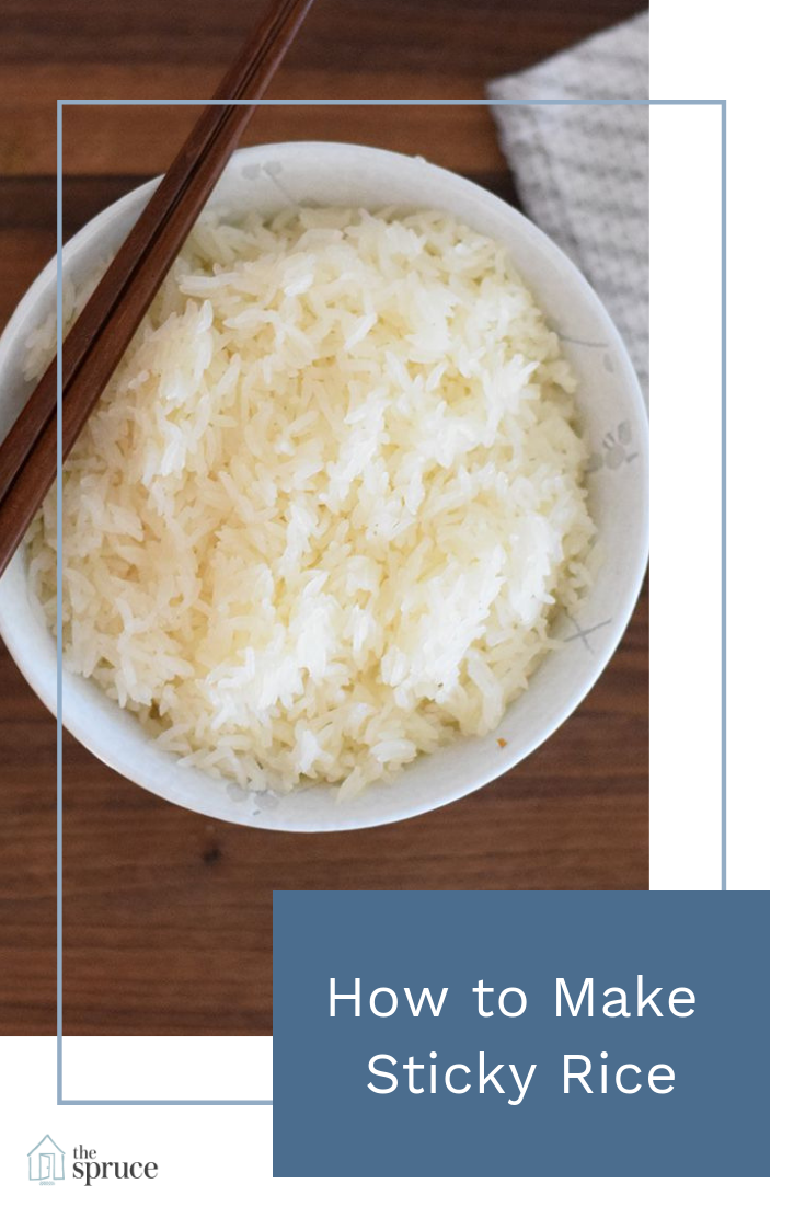 This Is the Easiest Way to Make Sticky Rice at Home
