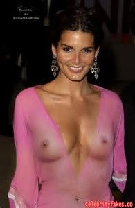 Angie harmon nude faux withdrawal