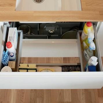 Under Sink Drawers Undersink Storage Howdens Under Sink Storage Under Sink Drawer Sink Storage