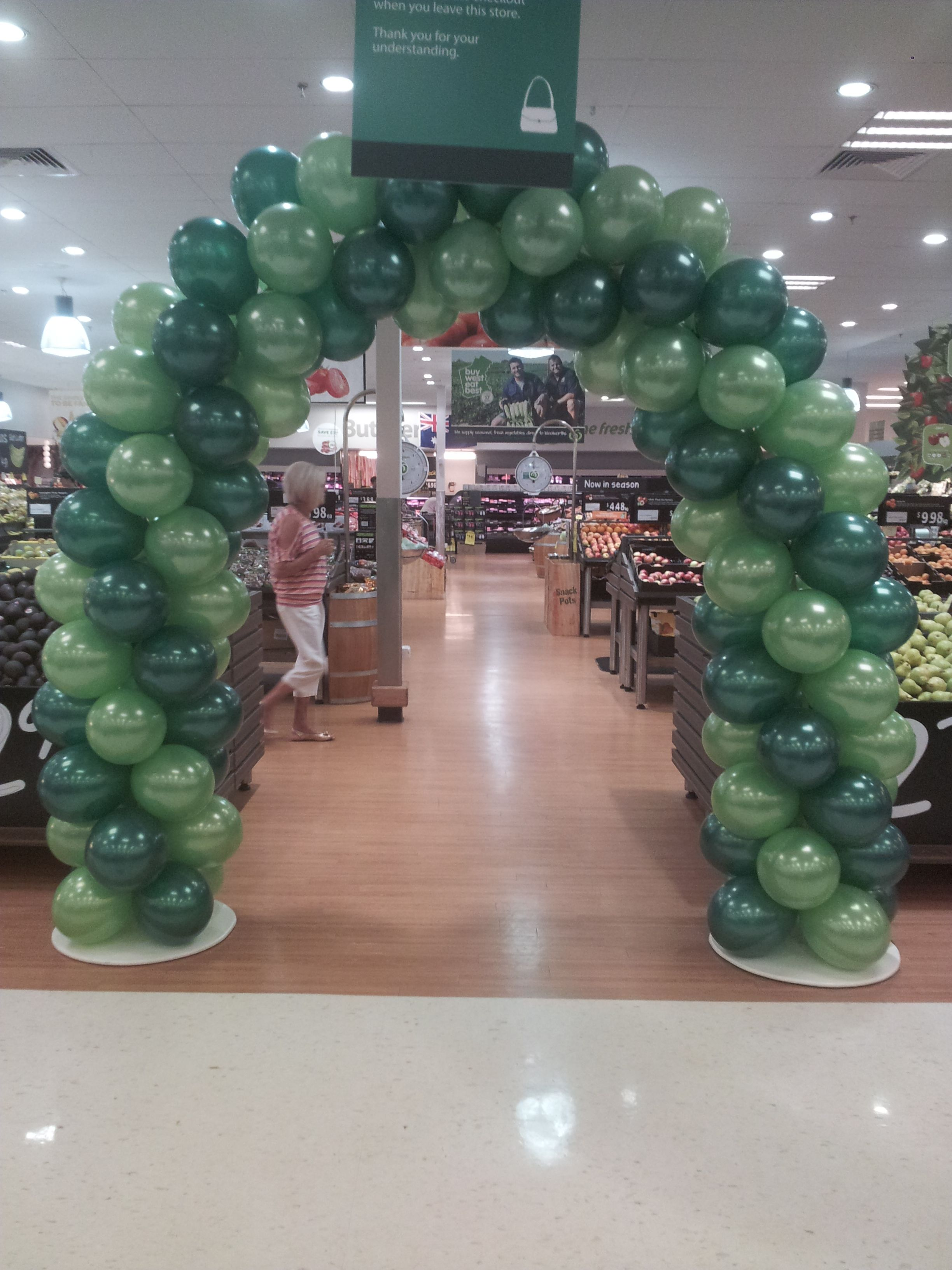 Woolworth's Arch