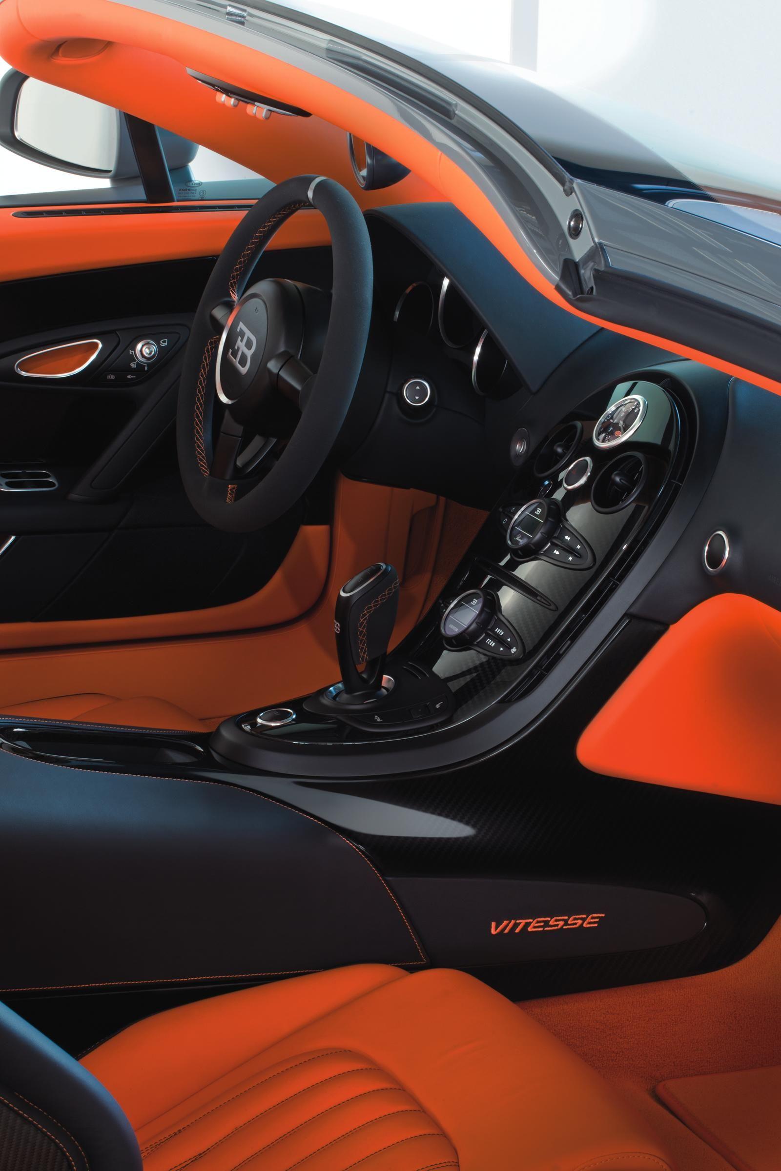 a1965bd622d59a3419da65e49d50471f Stunning Bugatti Veyron 16.4 Grand Sport Vitesse Interior Cars Trend