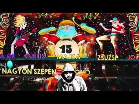 Majka feat. Kollányi Zsuzsi - 15 év (Trágár vagyok ba#%•d) - YouTube
