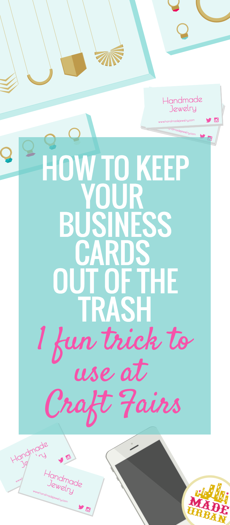 How to Keep your Business Cards Out of the Trash | Pinterest | Craft ...