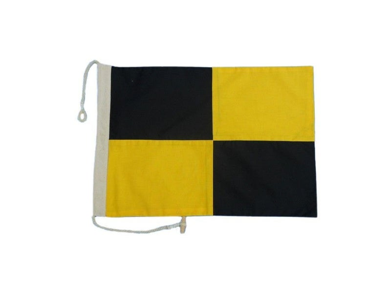 Letter L Cotton Nautical Signal Flag Etsy In 2020 Nautical Flag Alphabet Nautical Alphabet Nautical Signal Flags