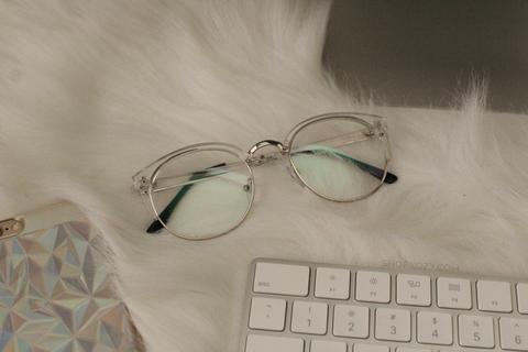 9402879da0  Tumblr Aesthetic Fashion  -  Kawaii Clothing  -  Free shipping Circle  Framed Glasses  -  Pastel Jacket  -  Shop Kozy