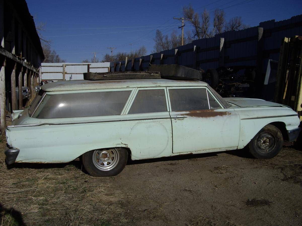 Displaying 3 total results for classic ford ranch wagon vehicles for sale